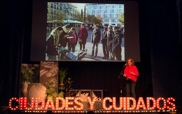 Ciudades-que-tejen-redes-de-cuidados-Flaneadoras-Urbanbatfet-2019-Bilbao